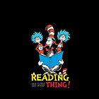 Reading Day by defffukk