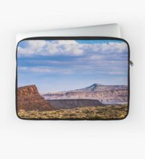 Changing Landscape In The Great Basin Laptop Sleeve