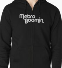 Metro Boomin Zipped Hoodie