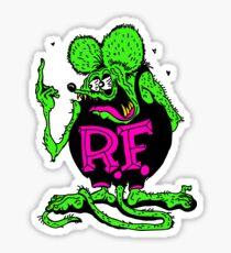 RatFink Sticker
