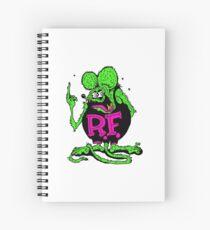RatFink Spiral Notebook