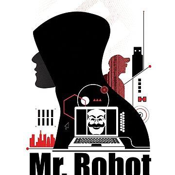 robot by mariaane