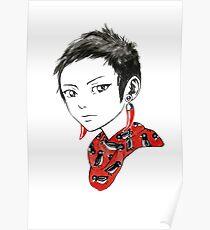 Paprika Girl Poster