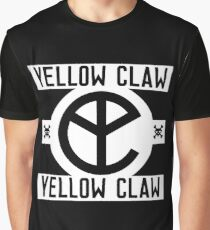 yellow claw Graphic T-Shirt