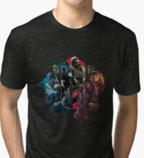 Rainbow Six Siege: Choose your Operator Tri-blend T-Shirt