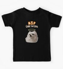 RIP Gabe The Dog 2 Kids Clothes