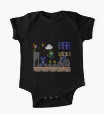 Super Mario 3 World 8 - Koopa's Land Kids Clothes