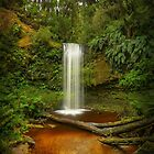 Koropuku Falls, The Catlins by Kevin McGennan