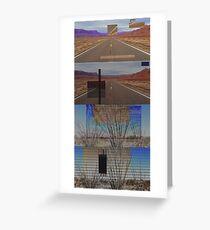 Desert Visions Greeting Card