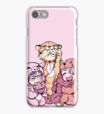 kigus on ice [group] iPhone Case/Skin