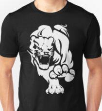 Amazing wild big cat Unisex T-Shirt