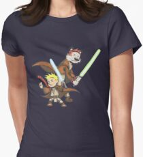 Calvin and Hobbes Star Wars Pals T-Shirt