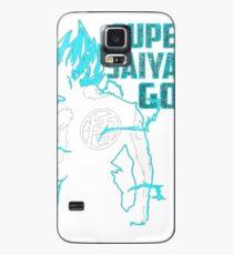 Goku Super Saiyan Blue-16 Case/Skin for Samsung Galaxy