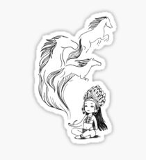 Spirits Sticker