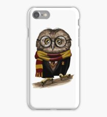 Owly Potter iPhone Case/Skin