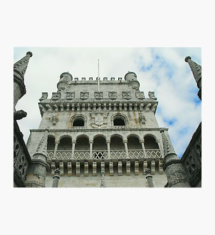 Belem Tower, Lisbon #2 Photographic Print