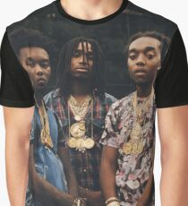 MIGOS Graphic T-Shirt