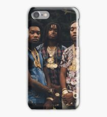 MIGOS iPhone Case/Skin