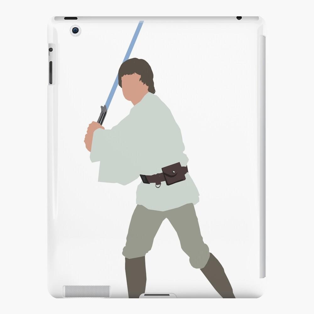 Luke Skywalker Funda y vinilo para iPad