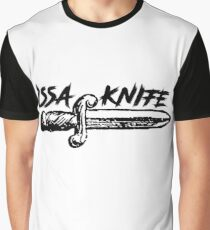 ISSA KNIFE - 21 SAVAGE Graphic T-Shirt