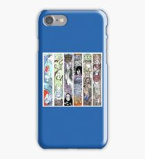 Ghibli all the way! iPhone Case/Skin