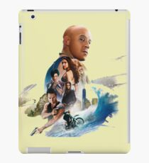 XXX Xander Cage return iPad Case/Skin