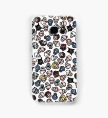 The Binding of Isaac characters pattern + Samsung Galaxy Case/Skin