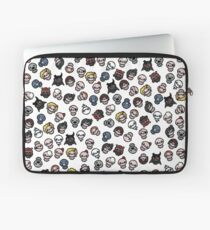 The Binding of Isaac characters pattern Laptop Sleeve