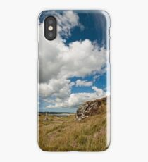 Clouds over Llanddwyn iPhone Case/Skin