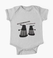 Dalek - Doctor Who - Exterminate! One Piece - Short Sleeve