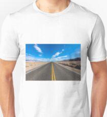 Death valley,  a arid landscape California, USA Unisex T-Shirt