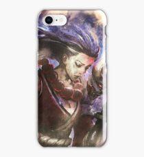 Blood Moon Diana iPhone Case/Skin