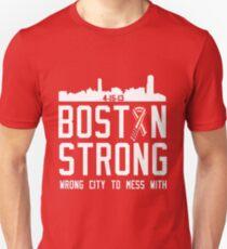 STRONG BOSTON Unisex T-Shirt