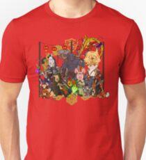Chinese Zodiac DnD Unisex T-Shirt