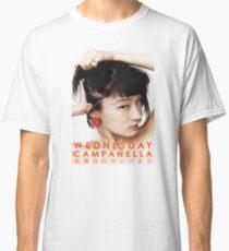 Wednesday Campanella -  Gaze KOM_I Classic T-Shirt
