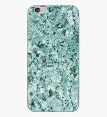Vinilo o funda para iPhone Granito pulido verde - verde