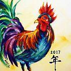 Zodiac - Rooster by dreamyriona