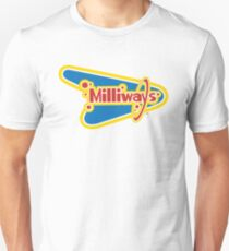 Milliways: the Restaurant at the End of the Universe Unisex T-Shirt