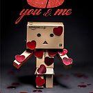 Little Danbo Valentine #4 by fotozo