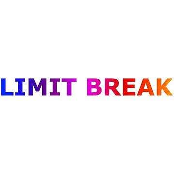 Limit break by Geekstuff