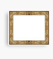 Renaissance Frame - Time Capture Canvas Print