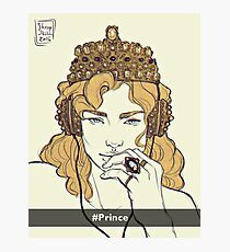 His Highness Photographic Print