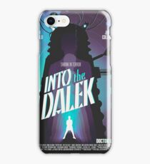 Dr. Who - Into the Dalek iPhone Case/Skin