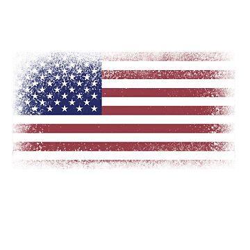 American Flag by mamancini