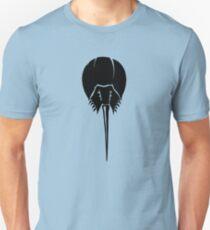 HORSESHOE CRAB SILHOUETTE Unisex T-Shirt