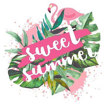 Sweet Summer by ringeth