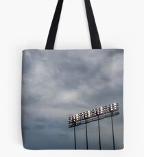 Great Day at the Game Tote Bag