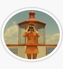 Suzy's Binoculars Sticker