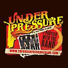 The Under Pressure Band - I partied with the band! by DoodleHeadDee