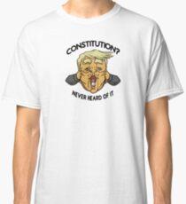 Illiteracy Classic T-Shirt